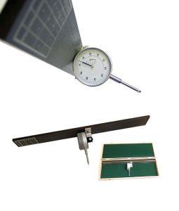 Height of cut gauge