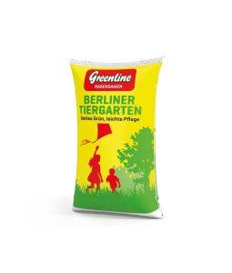 Greenline berliner tiergarten rasensamen