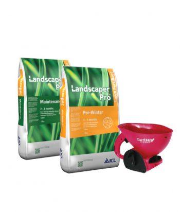 Paket gnojil za travo za jesen in pomlad rocni trosilnik